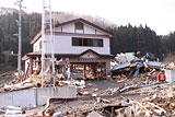 Iwate Tanohata Damage / Raga / Raga fire-fighting disaster prevention center