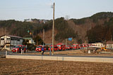 Iwate Fudai Support / Fire-fighting
