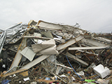 Fukushima Soma Damage / Damaged state
