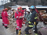 Iwate Ofunato Support / International Rescue Team / China